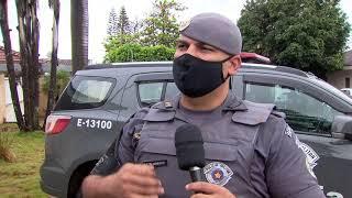 Presos suspeitos de assaltar condomínios de casas em Piratininga