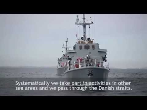 Polish Navy—Minesweepers