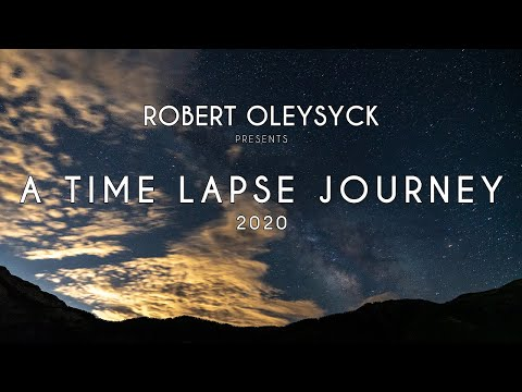 A Time-Lapse Journey 2020 (4K UHD)