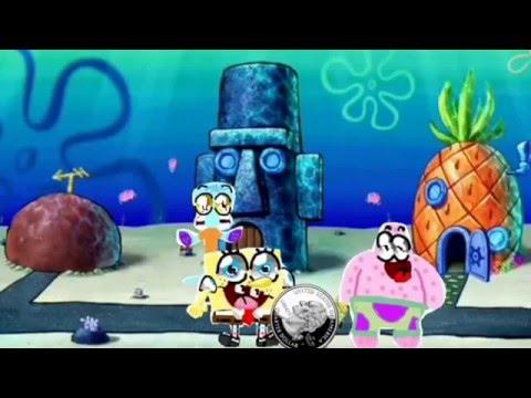 SpongeBob and the Time Travel Quarter 4
