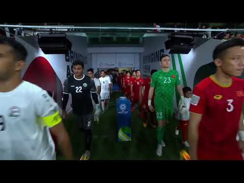 World Cup Asian Qualifiers Round 2 Preview - Group D MD1 (English)