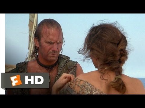 Waterworld (7/10) Movie CLIP - The Bargain (1995) HD