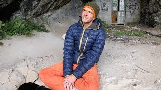 Thorsten tries his first 8a! by Mani the Monkey