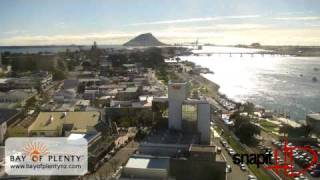 Tauranga Webcam Monday 12th July 2010