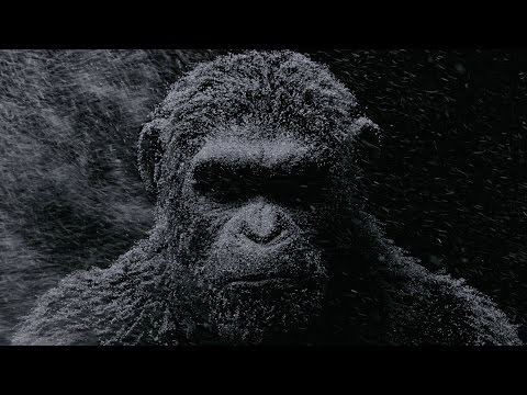 War for the Planet of the Apes (NYCC Teaser)