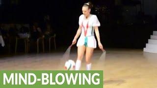 Video Cirque du Soleil jump rope artist will blow your mind MP3, 3GP, MP4, WEBM, AVI, FLV Agustus 2018