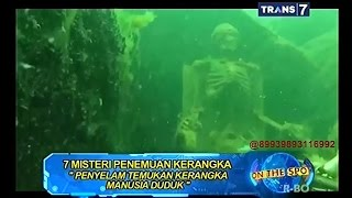 Video On The Spot - 7 Misteri Penemuan Kerangka MP3, 3GP, MP4, WEBM, AVI, FLV Agustus 2018