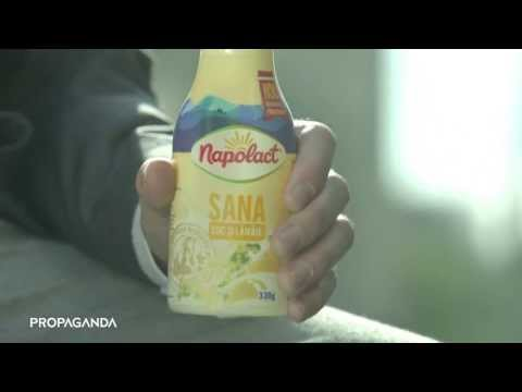 Napolact – Sana cu fructe