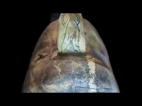 nuovi artefatti che confermano il contatto dei maya con gli alieni