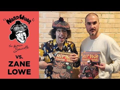 Nardwuar vs. Zane Lowe