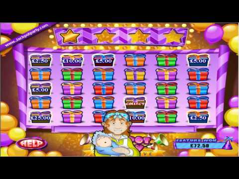 £247.24 SURPRISE JACKPOT (823 X STAKE) ON WIZARD OF OZ™ SLOT GAME AT JACKPOT PARTY®
