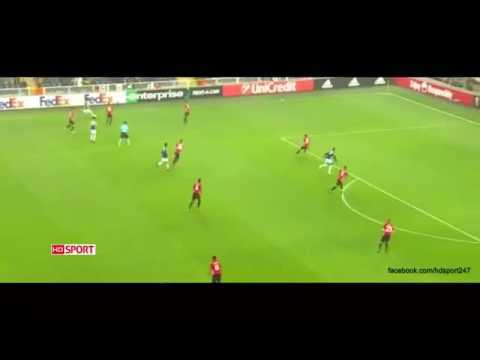 Fenerbahce vs Manchester United 2-1 All Goals HD ~ Europa League 3/11/16