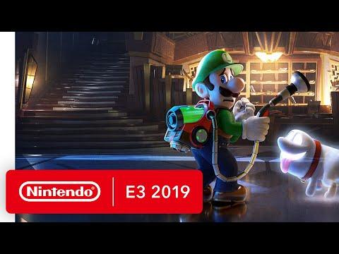 Luigi's Mansion 3 - Luigi's Nightmare Trailer - Nintendo Switch