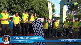 Fun Bike Akbar Bank Aceh Meriah