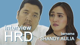 Video Shandy Aulia Diinterview HRD MP3, 3GP, MP4, WEBM, AVI, FLV Oktober 2018