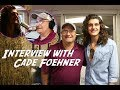 Cade Foehner Interview Near His Hometown in East Texas