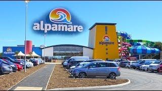 Scarborough United Kingdom  City new picture : Alpamare Scarborough Waterpark - UK 2016 4K