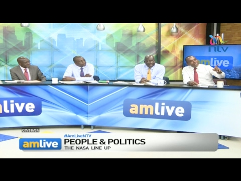 Which combination will give NASA the winning edge over Jubilee? (видео)