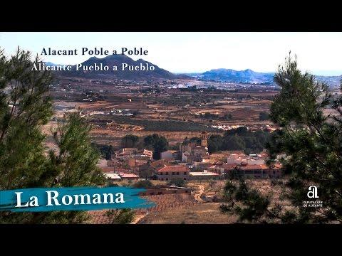 LA ROMANA. Alicante, pueblo a pueblo