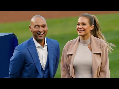 Derek Jeter and Wife Hannah Welcome Baby Girl -- Find Out Her Sweet Name