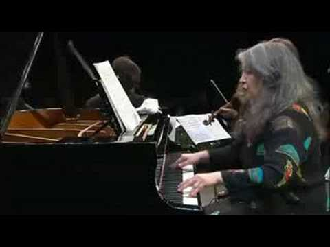 Yuri Bashmet – Shostakovich's Piano Quartet (with Martha Argerich)
