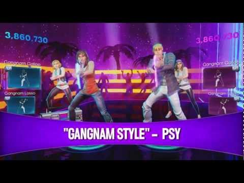 Dance Central 3 Psy Gameplay Video