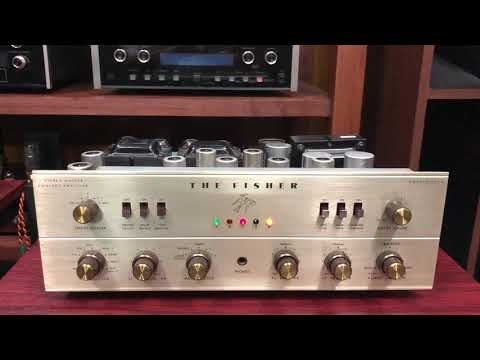 Int  THE  FISHER  X-202-B  On  Test  By  Tho  Audio