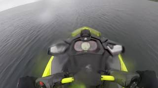 6. SeaDoo RxPx 300 RS 2018 stock top speed