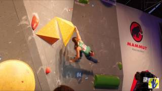 European Bouldering Championships 2015 - Finals by Psyched Bouldering