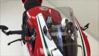 2. 2012 Ducati 1199 Panigale S Tricolore Highly Upgraded