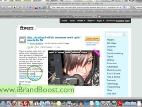 iBrand Boost Fiverr Outsourcing Tips – Part 1