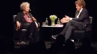 Margaret Atwood on inspiration, Comic-Con, growing up, The Handmaid's Tale, Orwell, electric cars