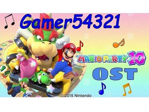 Dice Block Battle - Mario Party 10 OST