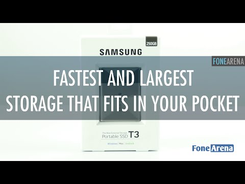 Fastest and Largest Storage that fits in your pocket