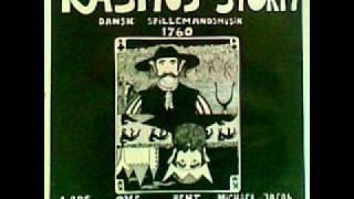 Dans nr 6 og proportion nr 7 (Rasmus Storm - Dansk spillemandsmusik 1760)