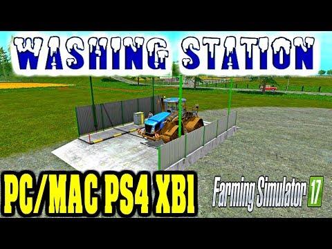 Washing Station v1.0.0.0