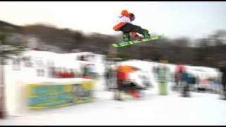 Waterville Valley (NH) United States  city pictures gallery : TransAm Snowboarding 2011 Waterville Valley N.H.