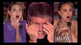 Video The Best Top 6 AMAZING Auditions | America's Got Talent 2017 MP3, 3GP, MP4, WEBM, AVI, FLV Juli 2017