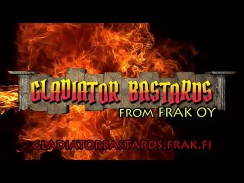 Gladiator Bastards presentation at Tampere IGDA