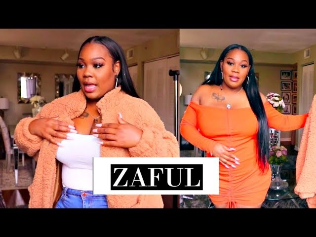 EVERYTHING UNDER $30 ZAFUL WINTER TRY ON HAUL