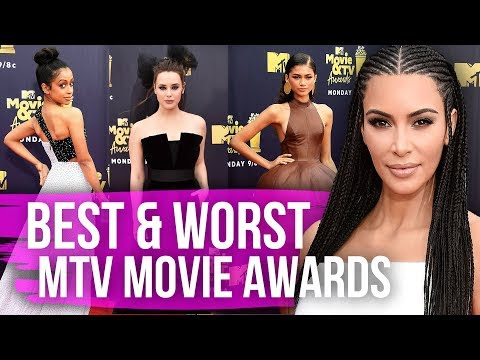 Best & Worst Dressed 2018 MTV Movie & TV Awards (Dirty Laundry) (видео)