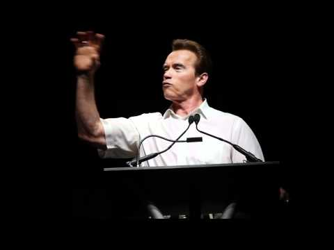 2011 Ask Arnold Training Seminar- Arnold Schwarzenegger Talks Bodybuilding Advice – Part 1