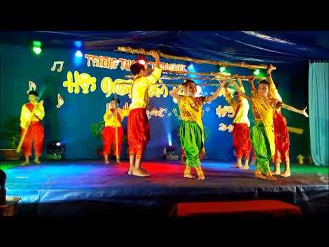 11 Vui mùa lễ hội 7A3 THCS TT Phú Hòa