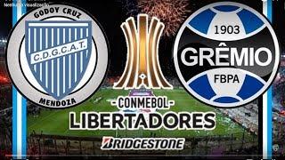 Gols e Melhores momentos do jogo Godoy Cruz 0 x 1 Grêmio (04/07/2017) Copa Libertadores 2017 - Oitavas de Final Assista ao...