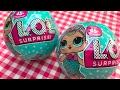 LOL Super pop uitpakken / Unwrapping LOL Surprise pops