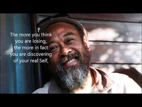 Mooji Quotes: Don't Save Anything, Including You