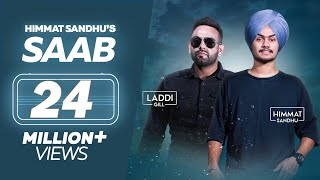 Video SAAB - Himmat Sandhu (Full Song) | Laddi Gill | New Punjabi Songs 2019 | Lokdhun MP3, 3GP, MP4, WEBM, AVI, FLV April 2019