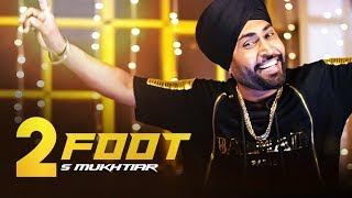 2 Foot Song Teaser | S Mukhtiar Feat. Kuwar Virk | Releasing 22 November 2017