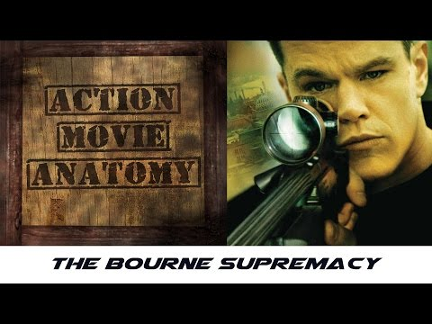 The Bourne Supremacy (2004) Review | Action Movie Anatomy