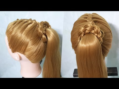 Hairstyles for long hair - Beautiful Unique Hairstyle for Long Hair  Hairstyle Tutorials for Long Hair  Everyday Hairstyles